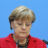 Merkel zieht nach Wahlen negative Bilanz