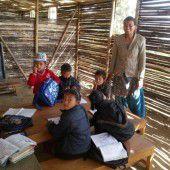 Montessori Schule hilft Erdbebenopfern in Nepal