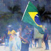 Staatskrise in Brasilien spitzt sich zu
