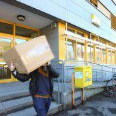 Drei Postfilialen im Walgau sind Geschichte