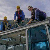 Kristbergbahn wird modernisiert