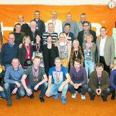 Nenzing und Altenstadt erfolgreichste Vereine