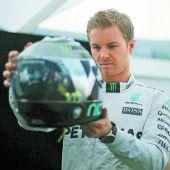 Rosberg kann gleichziehen