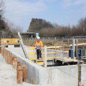 Neue Filteranlagen für den Gewässerschutz an der A 14