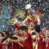 Rekordpreisgeld für die EURO-Teilnehmer 2016