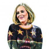 Adele begeistert 11.000 Fans