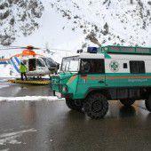 Zwei Lawinentote am Arlberg