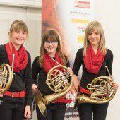 Prima la musica heißt es für 430 junge Wettbewerbsteilnehmer