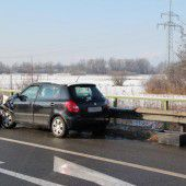 Unfall auf A 14