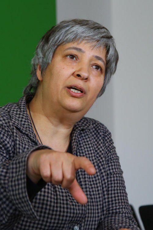 """Frauenrechtlerin Seyran Ates: """"Ich glaube an die Stärke der jungen Menschen."""" HB"""