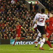 Liverpool mit Heimsieg