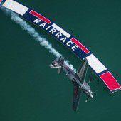 Ivanoff gewann Air-Race-Auftakt