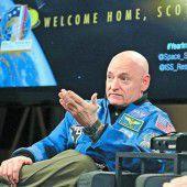 US-Astronaut Scott Kelly geht in Pension