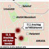 Anschlag in Ankara fordert Dutzende Todesopfer