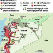 Russland beginnt mit dem Abzug aus Syrien