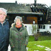 Ehepaar als Lebensretter einer Familie bei Brand in Schnepfau