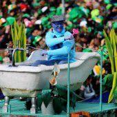 Iren feierten ihren Schutzpatron