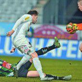 Überlegene Austria verliert das Westderby mit 0:1