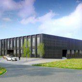 Neubau ist Meilenstein für Z-Werkzeugbau