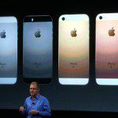 Kleines iPhone mit frischer Technik