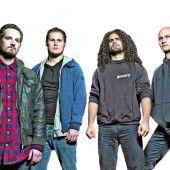 Die deutsche Metal-Band Der Weg einer Freiheit ist heute im Café Schlachthaus in Dornbirn zu sehen. 21 Uhr.