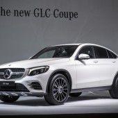 Mercedes zeigt neues SUV-Coupé