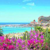 Beliebte Urlaubsinsel Gran Canaria