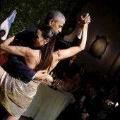 Ein Tango mit dem Präsidenten