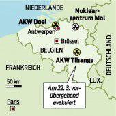 Terroristen hatten Belgiens AKW  im Visier