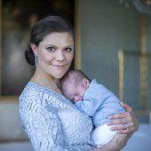 Prinz Oscar wird im Mai getauft
