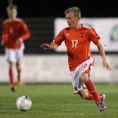 Auftaktsieg für Österreichs U-19-Auswahl