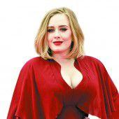 Adele pausiert für Söhnchen
