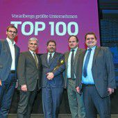 Der VN-Wirtschaftspreis wurde an Josef Rupp verliehen