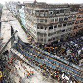 18 Tote und mindestens 60 Verletzte nach Brückeneinsturz in Kalkutta