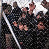 Rettung von Schengen als Ziel