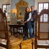 Im Palast Hohenems wird jetzt Ja gesagt