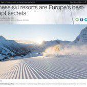 CNN: Warth-Schröcken Top-Drei-Skigebiet