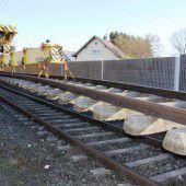 Bauarbeiten sorgen für neue Abfahrtszeiten