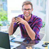 Gratis-Kaffee motiviert