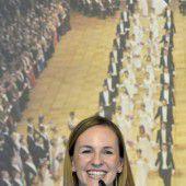 Maria Großbauer sorgt beim Opernball für frischen Wind