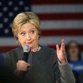 Ring frei bei Vorwahlen-Showdown in den USA