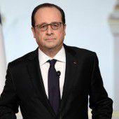 Hollande kippt Pläne für Verfassungsänderung