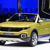 VW macht Appetit auf Mini-SUV