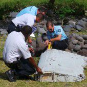 63 Millionen Euro für Suche nach MH370