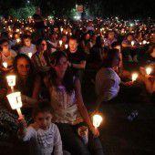 Weltweit gehen für eine Stunde die Lichter aus