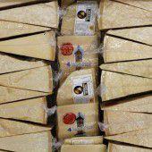 Geschmack von Parmesan beruht auf 31 Stoffen