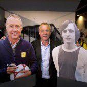 Tiefe Trauer um König Johan Cruyff