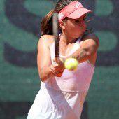 Grabher holt ITF Doppel-Titel