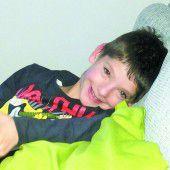 EHC-Charity für Julians Therapie