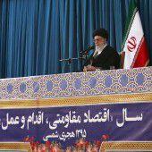 Staatsspitze uneins über iranische Zukunft